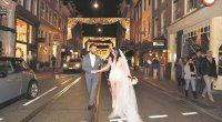 İkinci dəfə evlənən məşhur cütlüyün 100 minlik bal ayı - FOTO