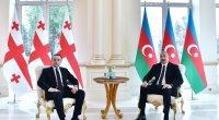 ''Azərbaycan Gürcüstan iqtisadiyyatında ən böyük investorlardandır'' - Prezident