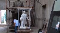 Şuşada Üzeyir Hacıbəylinin heykəli ucaldılacaq - Video