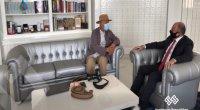 Mədəniyyət naziri Reza Deqati ilə görüşdü