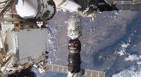 Rusiyanın kosmik aparatı Sakit okeana düşdü - VİDEO