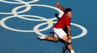Dünyanın 1 nömrəli tennisçisi Tokioda medalsız qaldı
