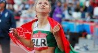 Belaruslu atlet Olimpiadadan ölkəsinə qayıtmadı - SƏBƏB