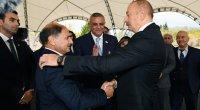 Prezidentin şəhid atası ilə SƏMİMİ DİALOQU – VİDEO