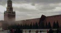 Kreml divarının bir hissəsi uçdu - ANBAAN VİDEO