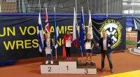 Azərbaycanlı idmançı Finlandiya Çempionatının qalibi oldu