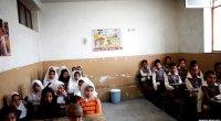 İranda şagirdlər belə dərs oxuyur – ŞOK GÖRÜNTÜLƏR - VİDEO
