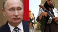 Putin Talibanı terrorçu siyahısından çıxarır – KABİLDƏN REAKSİYA