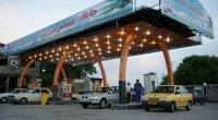 İranda daha bir PROBLEM: Əhali elektron kartla benzin ala bilmir