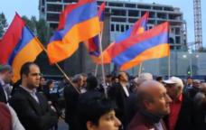 Ermənistanda Lavrova qarşı etiraz aksiyasının PƏRDƏARXASI
