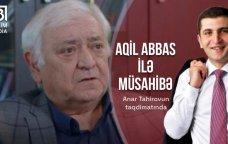 """""""İradə Tuncayla toy təxirə salındı"""" - Millət vəkili Aqil Abbasla VİDEO - MÜSAHİBƏ"""