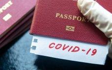 Saxta COVİD-19 pasportu satan həkimlər saxlanıldı - VİDEO