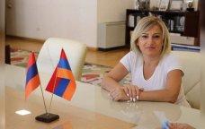 Terrorçu Maral Nacaryan yenidən peyda oldu - Ermənistanda iş axtarır - FOTO