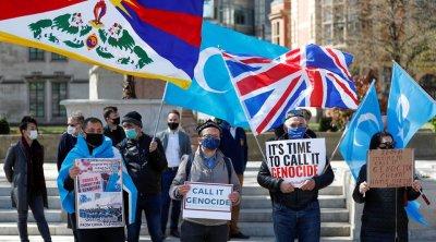 Britaniya parlamenti Uyğur türklərinə qarşı soyqırımı tanıdı