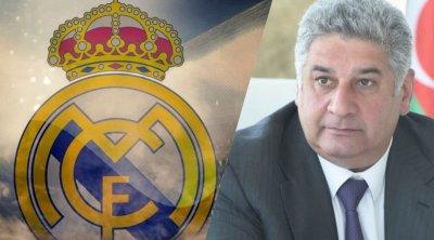 ''Real Madrid'' Azad Rəhimovun ölümü ilə bağlı başsağlığı verdi