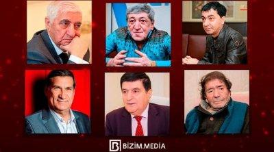 Son bir ayda dünyasını dəyişən incəsənət xadimləri - SİYAHI - VİDEO