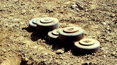 Ermənilərin Ağdamda basdırdığı minaların yeni görüntüləri yayıldı - VİDEO