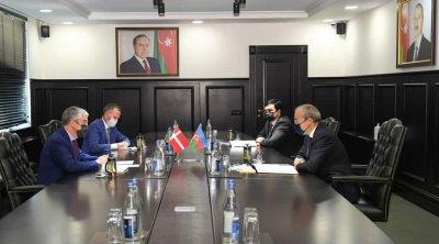 Azərbaycanla Danimarka arasında iqtisadi əməkdaşlıq müzakirə edildi