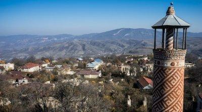 Erməni mediası yenə Şuşanı öz şəhəri adlandırdı
