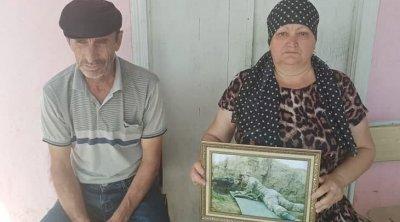 """Şəhid Elməddin Alxasovun anası: """"Onun arzusu vardı..."""" - FOTO"""