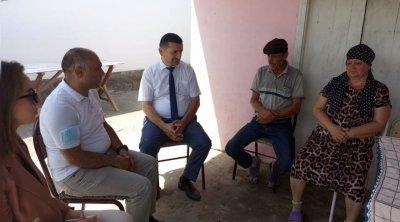 Jurnalistlər üçün MEDİATUR - Şəhid və qazi ailələrinin təsərrüfatları ilə tanışlıq oldu - FOTOLAR