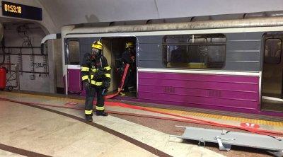 FHN metroda təlim keçdi - FOTO