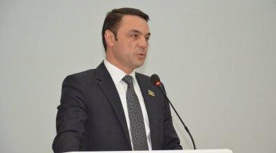 """Bu gün Eldəniz Səlimov deputatlığa """"əlvida"""" deyəcək"""
