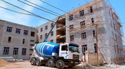 Bakıda neçə yeni məktəb binası inşa olunur?