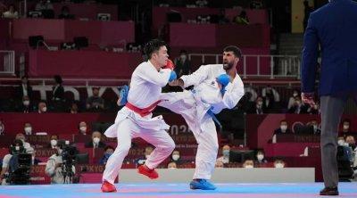 Tokio-2020: Karateçi Firdovsi Fərzəliyev medalsız qaldı
