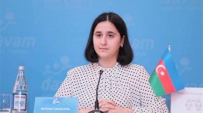 """""""Nobel"""" mükafatı qazanmağı hədəfləyən azərbaycanlı gəncin adı kitaba düşdü - FOTO"""