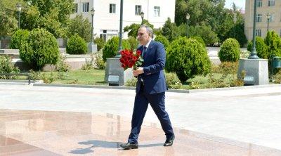 Baş prokuror Prezidentin tapşırığı ilə Naxçıvana getdi - FOTO