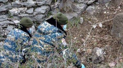 Daha bir erməni hərbçinin cəsədi tapıldı