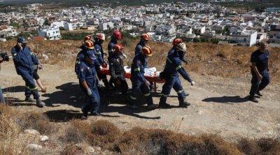 Yunanıstanda güclü ZƏLZƏLƏ - Ölən və yaralananlar var - FOTO