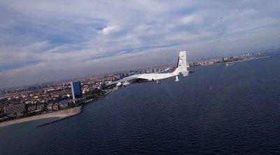 TEKNOFEST-də F-16-dan çəkilən görüntülər DİQQƏT ÇƏKDİ - VİDEO