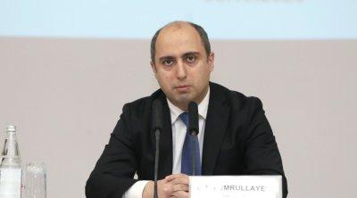 Emin Əmrullayev Beynəlxalq Şagird Qiymətləndirilməsi Proqramının direktoru ilə görüşdü – FOTO