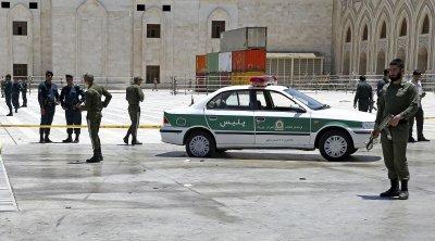 İranda Britaniya vətəndaşına daha bir il həbs cəzası verildi - FOTO