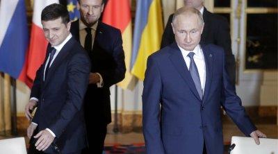 """Kreml etiraf etdi: """"Putin Zelenski ilə dialoq qurmaqda çətinlik çəkir"""""""
