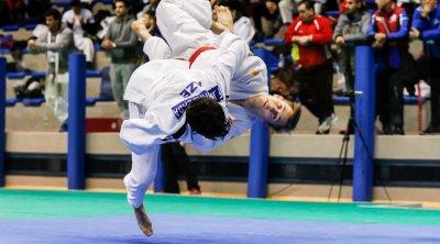 Cüdoçularımız Avropa kubokunda 2 medal qazanıblar