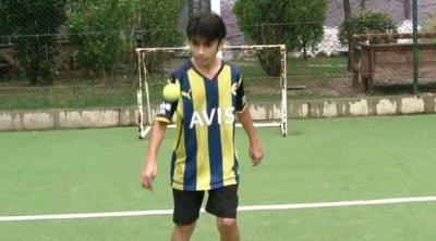 Türkiyədə 12 yaşlı oğlan Messinin rekordunu qırdı - VİDEO