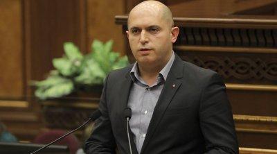 """""""Bu, mübahisəsiz bir faktdır, artıq Ermənistan adlı dövlətimiz yoxdur"""" – Partiyanın sədr müavini"""
