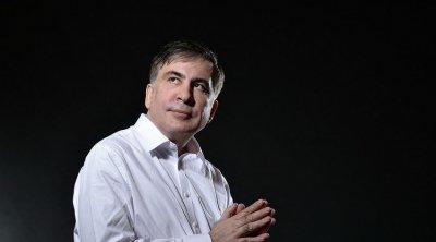 Saakaşvilinin həbsxanadan ilk görüntüsü yayıldı - VİDEO