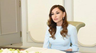 Mehriban Əliyeva Zəngilandan daha bir PAYLAŞIM etdi - FOTO