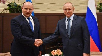 Putin İsrailin baş naziri ilə nəyi müzakirə edib?
