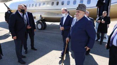 Azərbaycan və Türkiyənin dini liderləri Qarabağda - FOTO