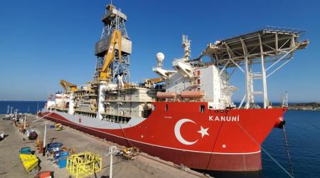 Türkiyə Qara dənizə daha bir gəmisini göndərdi