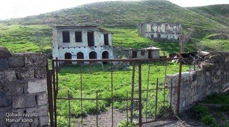 Qubadlının Məmər kəndi - VİDEO