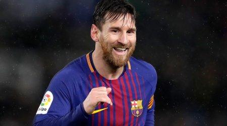 Messi komanda yoldaşlarını evində qonaq etdi