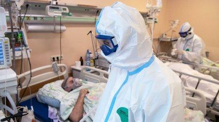 İranda koronavirusla bağlı son vəziyyət