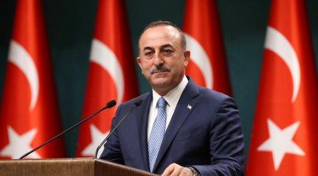 """""""Türkiyə hər şeydə Rusiya ilə razılaşmır"""" - Çavuşoğlu"""