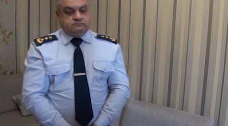 Azərbaycanda həbsdə olan polkovnik azadlığa buraxıldı